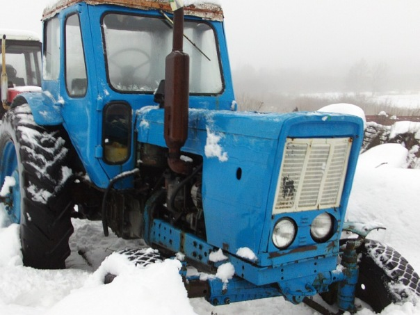Масло в трактор мтз 80